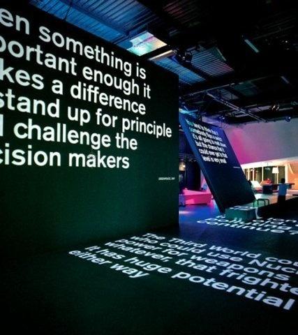 graphic design 21st exc21st 17 #graphic design #environment #exhibition design