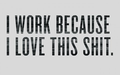 FFFFOUND! #quote #print #funny #typography