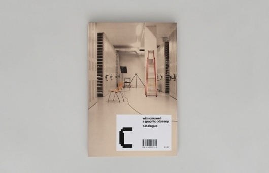 Unit Editions — Wim Crouwel - Catalogue, Cover No.3 (Unit 04) #unit #crouwel #editions #wim