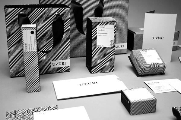 Uzuri – Classic and Seasonal Makeup Collections on Behance #packaging #makeup