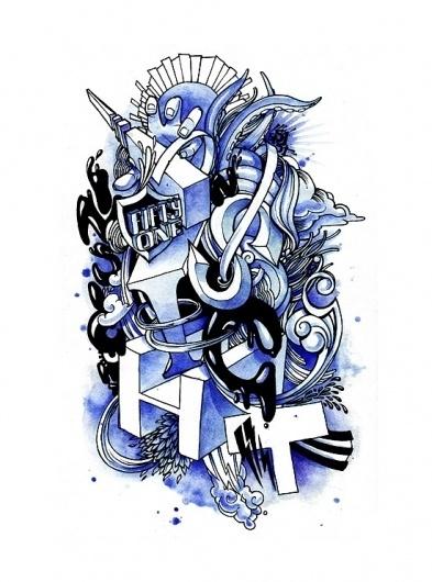 MONAUX ~ Illustration, Typography, Design » Insight 51
