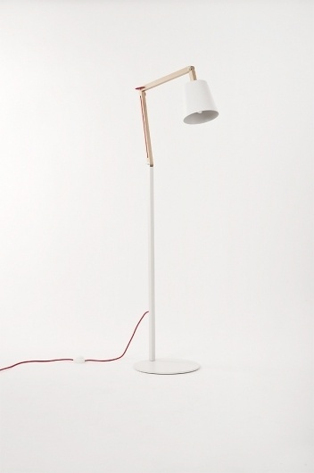WORKROOM | Angle Floor Lamp 2.0 #lamp
