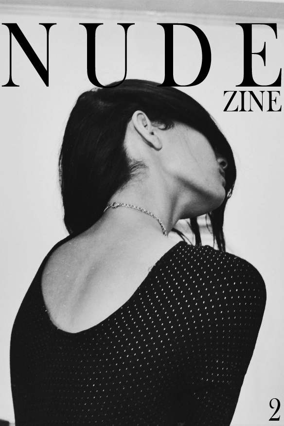 N U D E 2 S E P T 1 3 N U D E zine #zine #nude #design #bakrie #cover #noran #photography