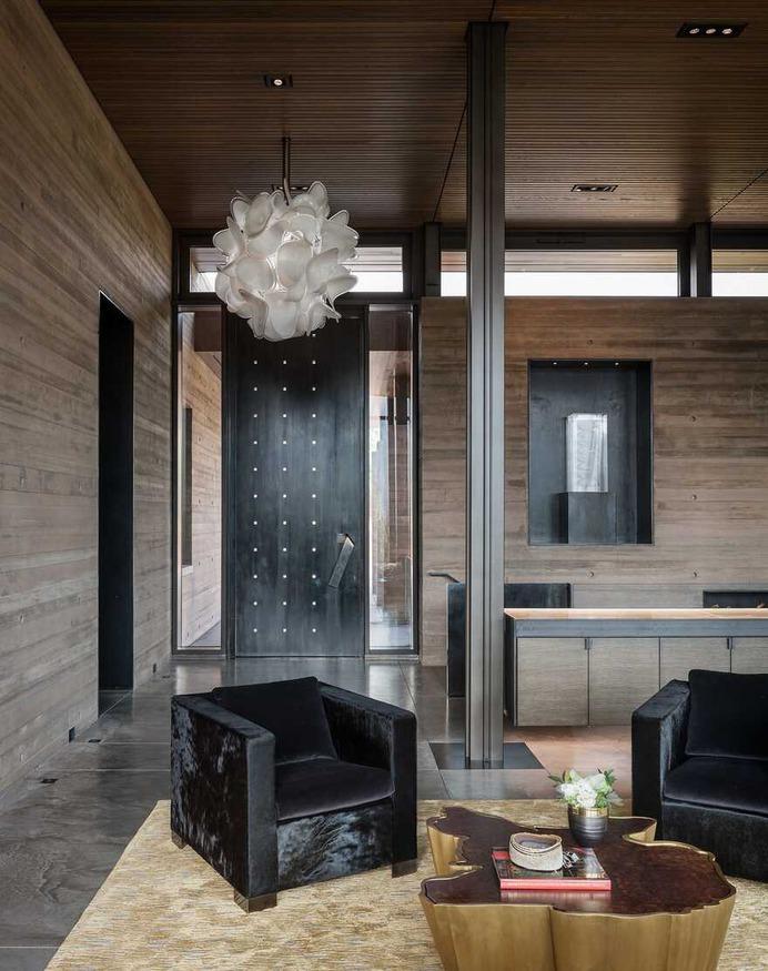 Yellowstone Residence / Stuart Silk Architects