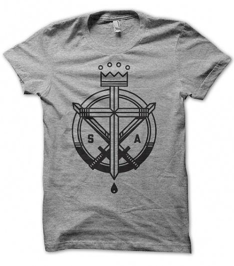 Ryan vs. Clark | Design & Illustration › The Salvation Army #army #salvation #shirt