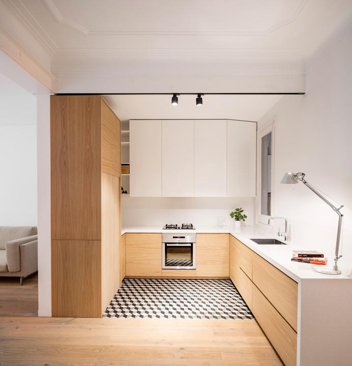 Apartamento Alan by EO arquitectura