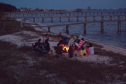 Likes | Tumblr #ocean #teenagers #groups #summer #bonfire #friends