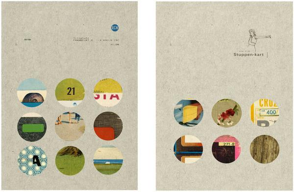 Stuppenkart #print #design #graphic