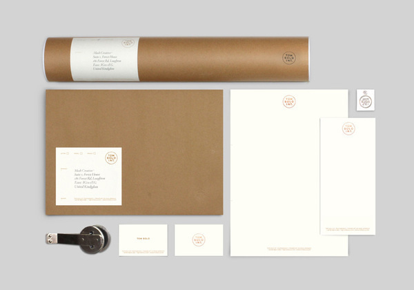 Tom Solo International Photographer Brand Identity on Behance #business #card #label #corporate #identity #letterhead