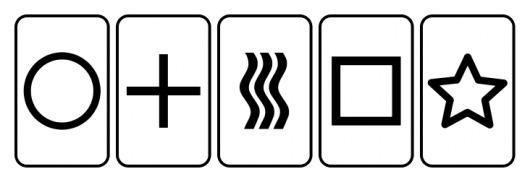 File:Cartas Zener.svg - Wikipedia, the free encyclopedia #zener #design #cards #symbols