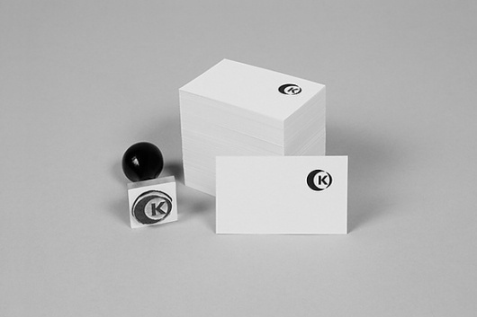 Onestep Creative - The Blog of Josh McDonald » Oskar Kullander Visual Identity #stamp #business #lindqvist #lundgren #logo #cards