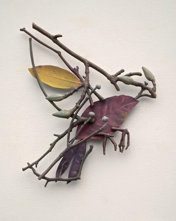 New Bird & Butterfly Flip Book Machines by Juan FontaniveApril 15 #wood #sculpture #bird
