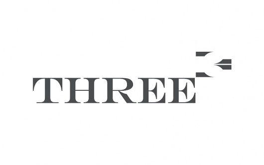 THREE logo #three #logo