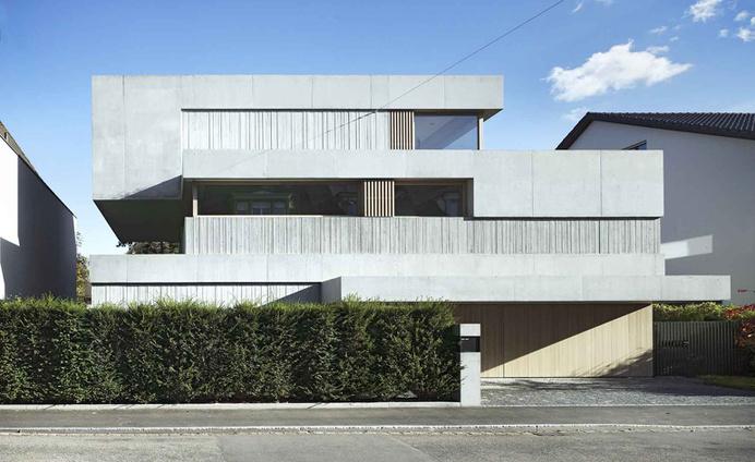 Kahlstrasse House: Buchner Bründler Architekten #architecture