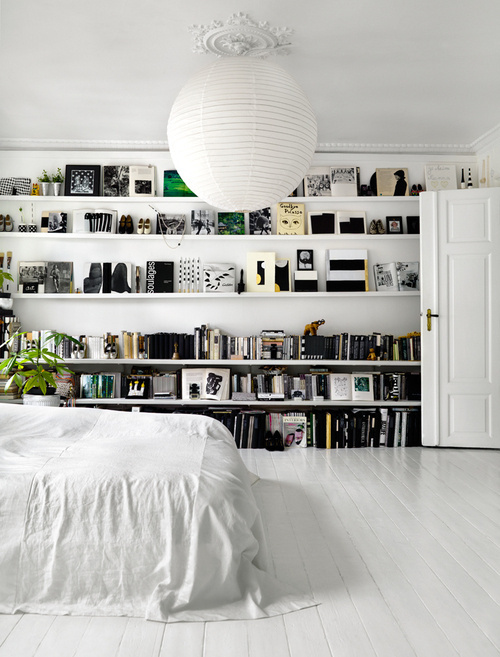 Studio 91 #interior #white #in #of #design #home #the #street #middle