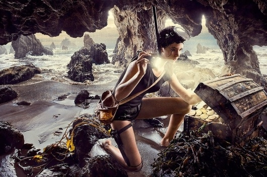 girl_on_adventure_3.jpg (1015×676) #an #dave #girl #hill #adventure #cave #on #storm