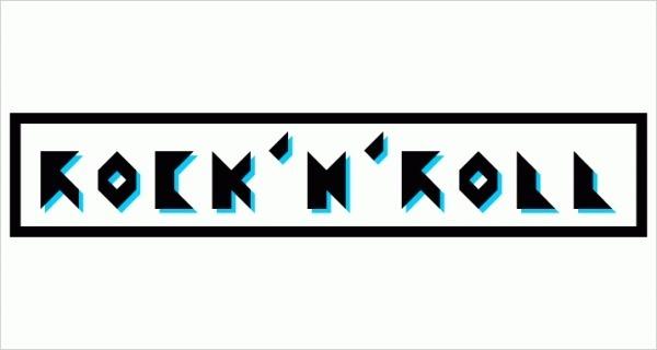 Typos   tabaramounien – Studio de design graphique et multimédia àBordeaux depuis 2007 #rocknroll #geometry #typography