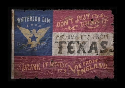 Tumblr #jon #contino #typography #texas #distressed #worn #england