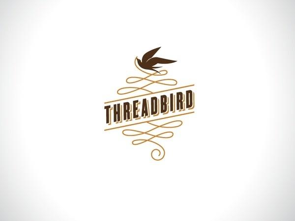Threadbird #logo #design