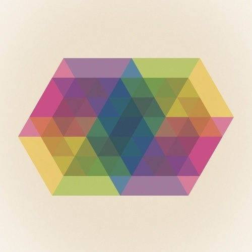 Maps of Imaginary Places - Geometric Prints by Christina Panarese #shapes #color #geometry #geometric