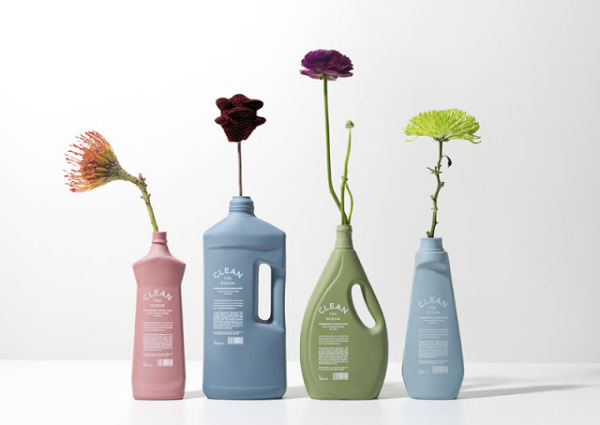 Clean The Ocean BY KOREFE. Kolle Rebbe Form und Entwicklung