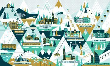 Swiss Ski Towns
