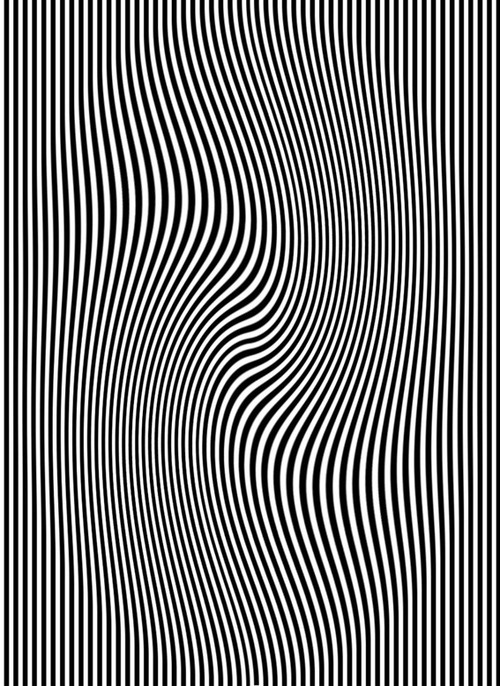 pattern in black and white #poster #stripes #white #black