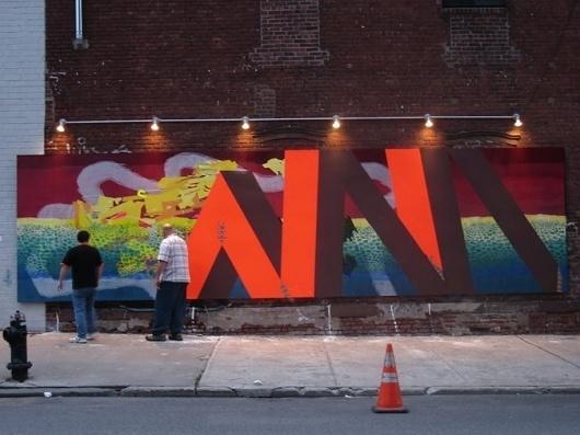MOMO SHOW PALACE » MMMB Project #abstract #momo #colorful #art #street