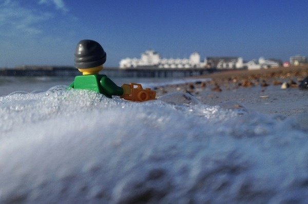 The Legographer 9 #miniature #photography #lego #photographer