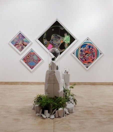 Glory Holes « Jonathan Zawada #exhibition #art #zawada