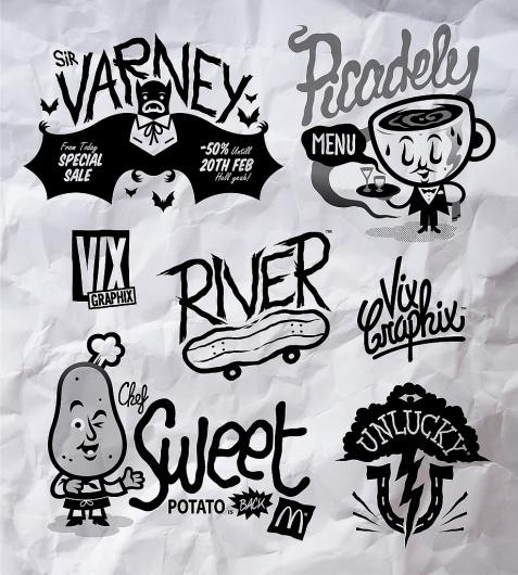 All sizes | Logos Wall #2 | Flickr - Photo Sharing!