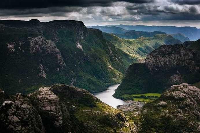 Nature Landscapes by Edgar Romanovskis #inspiration #photography #landscape