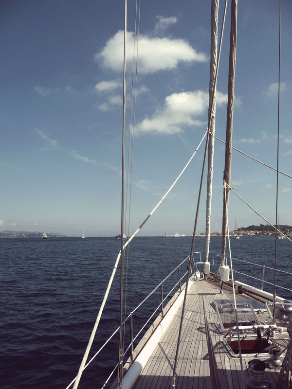 Photographic Inspiration on the Behance Network #ocean #yacht #sailing #photography #sea #boat #ship #passport #blue #nautical