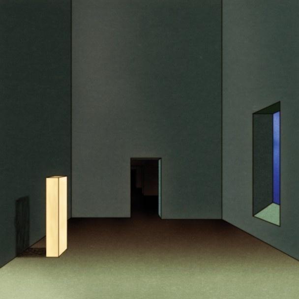 Oneohtrix Point Never - R Plus Seven #album #cover #r #seven #plus