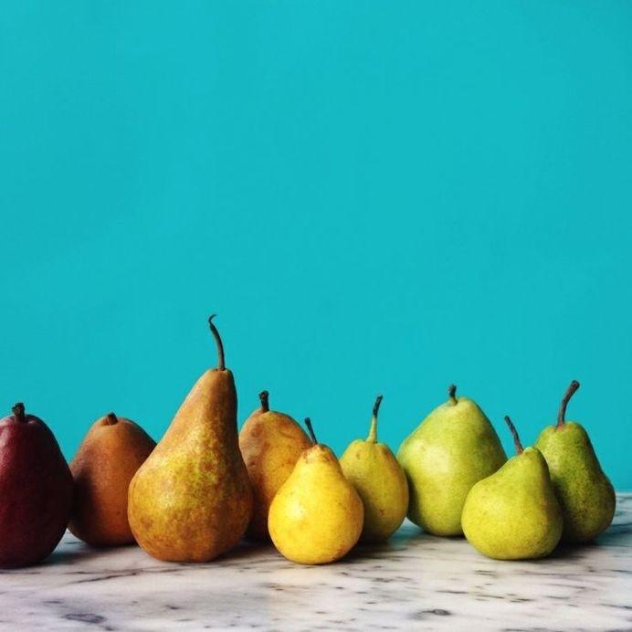 Pears #color #palette