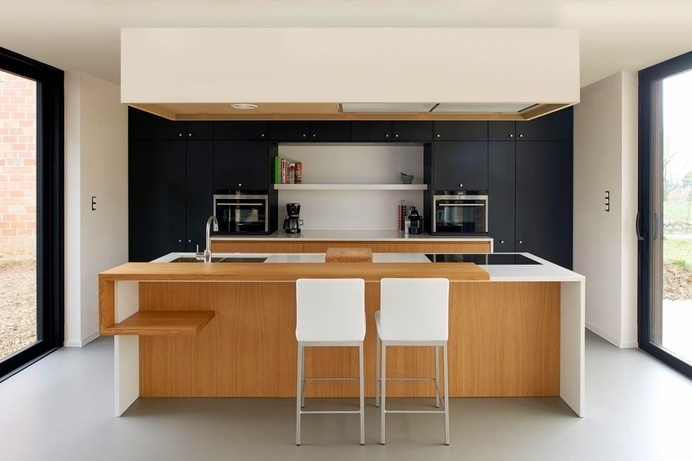Renovation Private House by AST 77 Architecten #ideas #kitchen #interiors