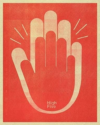 FFFFOUND! #clap #design #hands