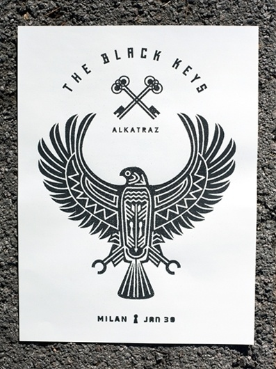 Live To Make #print #eagle #poster
