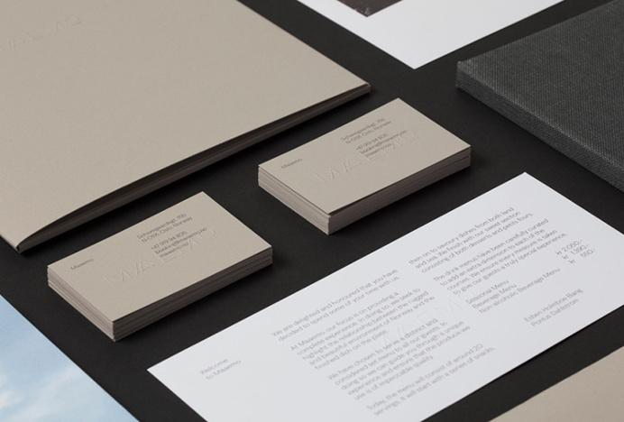 Maaemo by Bielke&Yang #stationary #print