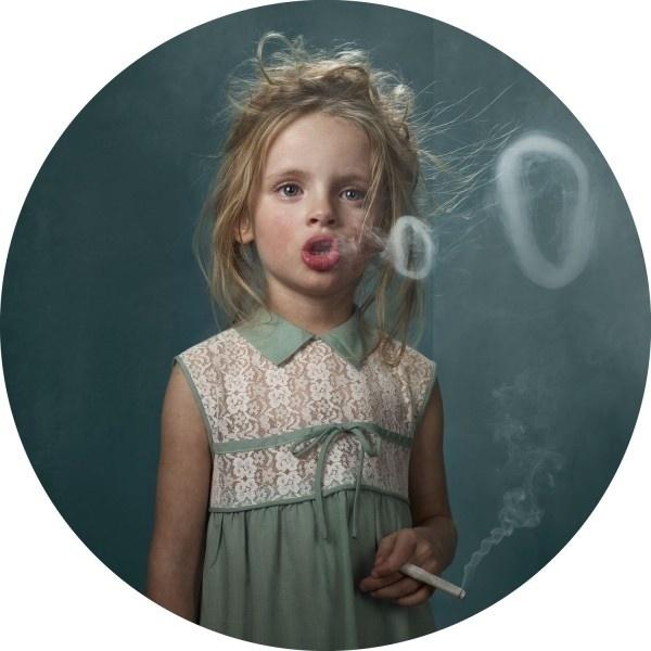 projects - smoking kids - slideshow   frieke #photo #smoking #art