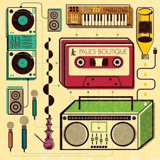 33.3 | BLDG//WLF #music #illustration