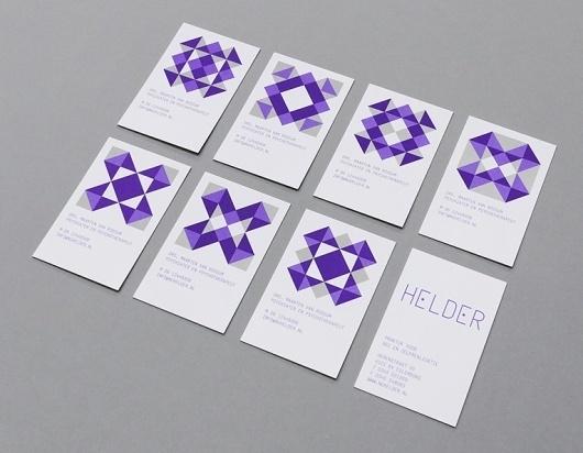 0 Por Ciento >> Espacio web especializado en grafismo #card #print #business