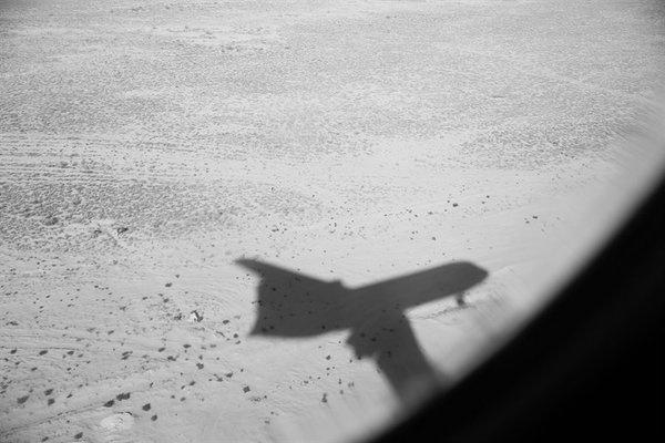 Trevor Paglen travel 1 #white #black #plane #and #photgraphy