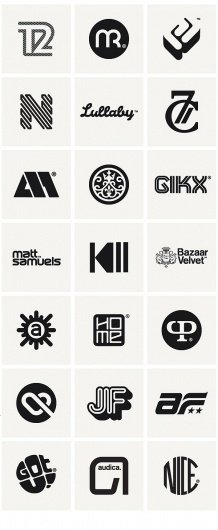 Logos & Marques 2010 on Branding Served #symbols #logo #branding