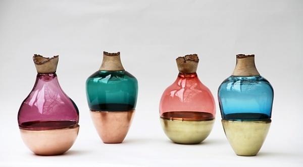 Pia Wüstenberg's series of vases India #design