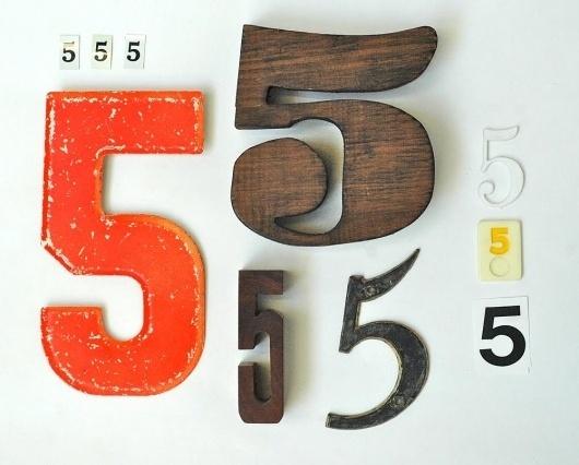 campsite #number #typography