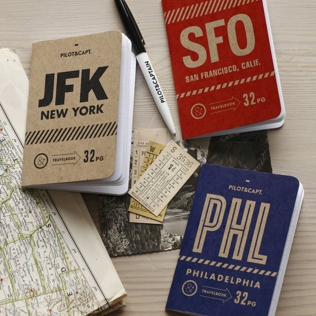 City Notebook Pack by Pilot and Captain #tech #flow #gadget #gift #ideas #cool