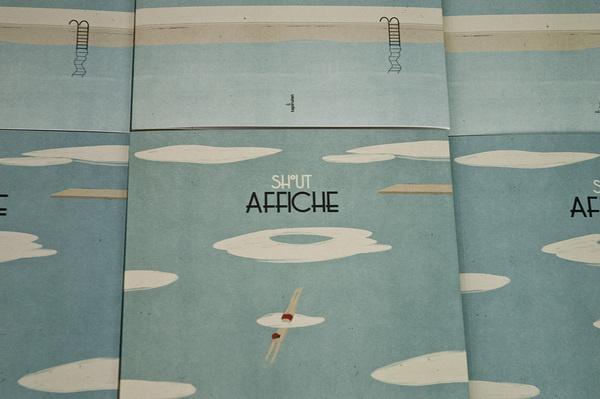 Affiche - No/where Now/here; Cremona #alessandro #gottardo