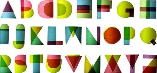 Buamai - Type #alphabet #typography