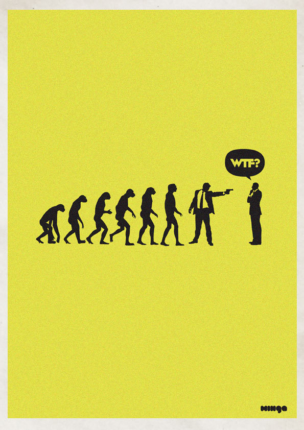 WTF? #wtf #argentina #print #design #graphic #minga #poster #ilustration #buenos #aires